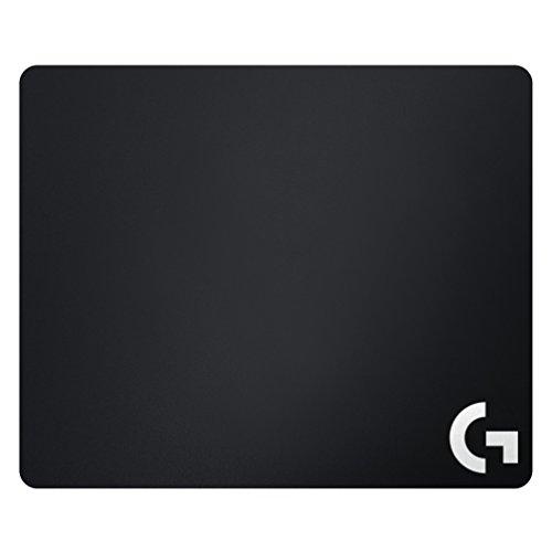Logitech G640 Gaming mauspad schwarz
