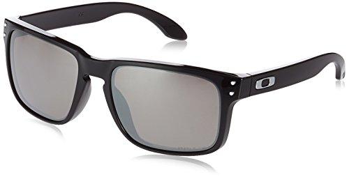 Oakley Holbrook Gafas de Sol, Negro 57 para Hombre