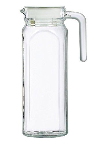 Luminarc Fridge Jug with Lid, 1.1L transparent