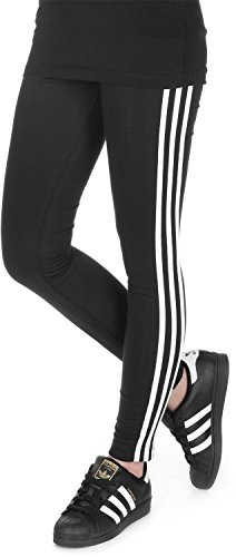 adidas Damen 3-Stripes Leggings