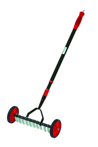 The Darlac Scarifier is a great tool and one that is very affordable, the only real downside is that it takes a lot of effort to use due to nature if it, however, it still but better than trying to scarify with a rake.