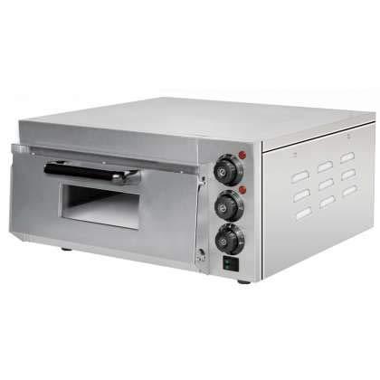 forno elettrico di Pizza compatto professionale da 560x570x280h MM per 1Pizza 38cm...