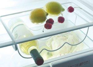 Electrolux - Portabottiglie universale da frigorifero