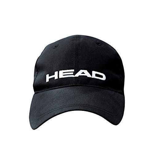 Head Cap Pro Cotton Cap (Black)