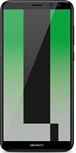 HUAWEI Mate10 lite Dual-Sim Smartphone BUNDLE (14.97 cm (5.9 Zoll), 64 GB interner Speicher, 4 GB RAM, 16 MP + 2 MP Kamera, Android 7.0, EMUI 5.1) Graphite Black + gratis 16 GB Speicherkarte [Exklusiv bei Amazon]