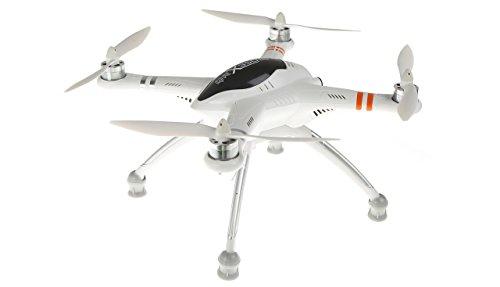 Walkera 25155 - Quadricottero QR X350 PRO con Sospensione cardanica 2D e radiocomando Devo 10