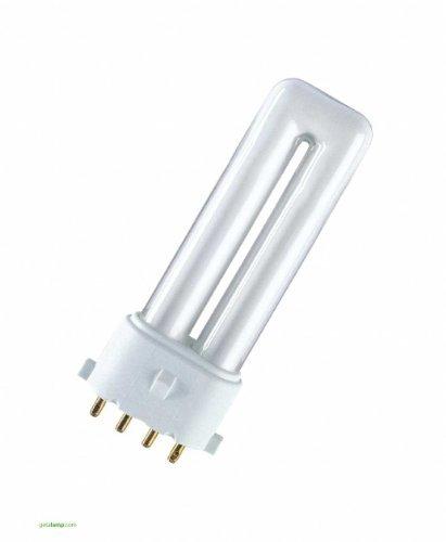 Osram 7 W Dulux S/e 4 pin lampada 840 (4000 K) - colore luce bianca fredda/840 2G7 attacco