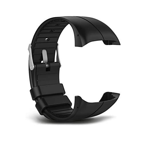 1 cinturino di ricambio in silicone per orologio sportivo Polar M400 M430