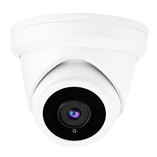 Telecamera di Rete di Sicurezza Ultra HD 4K POE IP, sistema di monitoraggio di sicurezza interfono bidirezionale multidirezionale 8MP
