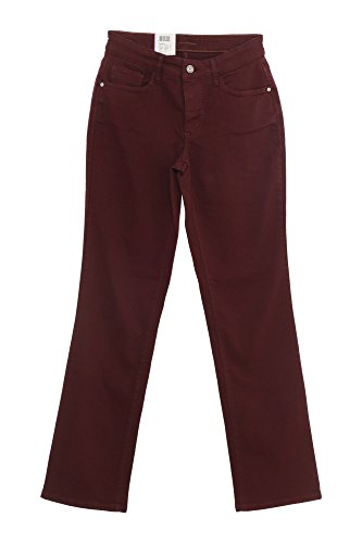 MAC Jeans Damen Hose Women Melanie rottöne, 467R rot, 36 / 32L