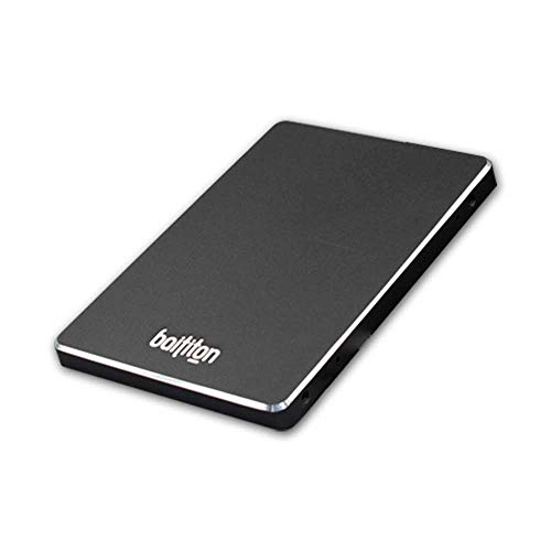 BAITITON 2,5 pollici SATA III Unità a Stato Solido Interno 60GB Disco SSD Lettura 550MB/s,...