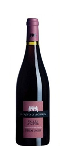 Valle D'Aosta D.O.C. Pinot Noir 2018 La Crotta Di Vegneron Rosso Valle D'Aosta 13,5%