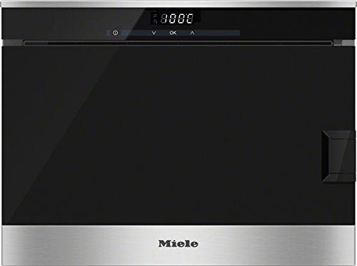 Miele DG 6020 – Horno (24L, 2200W, Eléctrico, Incorporado, Acero inoxidable, Sensor)