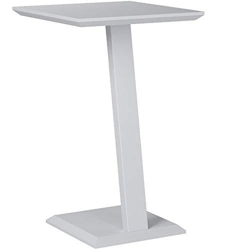 Wood & Solutions shop Square Total White Tavolino servetto Basso Moderno Design Salotto Divano Porta...