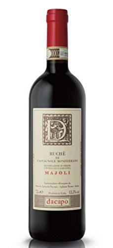Dacapo - Ruchè Di Castagnole Monferrato 'Majoli' Docg  - 3 Bottiglie da 0,75 lt.