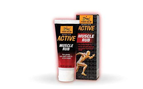 Tiger Balm Active Muscle Rub- 60g