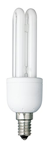 Briloner Leuchten Energiesparlampe, E14, 9 W, weiß