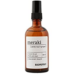 Meraki Raumspray, Weisser Tee and Ingwer 100ml