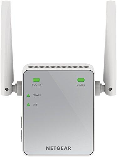 Netgear Ripetitore Wifi Wireless, Wifi Extender Wifi Basic, Potenzia la Copertura Wifi, Compatibile...