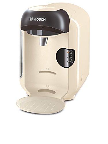 Bosch Tassimo Vivy pod or capsule coffee device (cream) (Tassimo pods)
