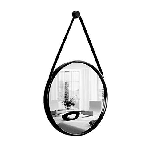Home warehouse Ferro da Stiro Specchio d'Arte, Bagno Rotonda Vanity Mirror Camera da Letto...