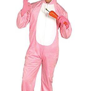 Guirca- Disfraz adulto conejo, Talla 52-54 (80305.0)