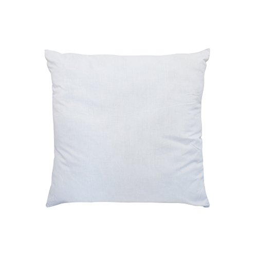 Bleu Câlin Lot de 2 Oreillers Confort 'Alaska' Blancs 65x65 cm OCPI 24
