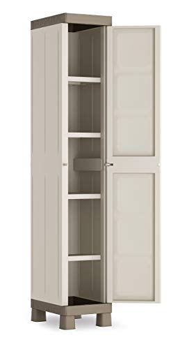 Keter Armadio PORTASCOPE XL Excellence KIS, Beige/Sabbia, 89x54x182 cm