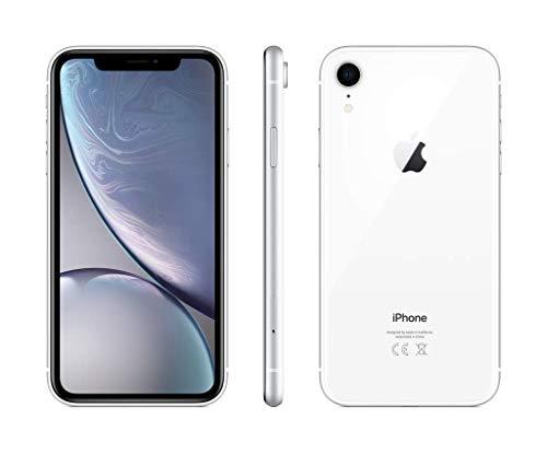 "Apple iPhoneXR - Smartphone de 6.1"" (64 GB) blanco"