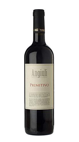 CANTINA ANGIULI - Primitivo Igp Gioia del Colle - 2016-0,75 l
