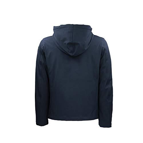 Blauer Giubbino Corto 18WBLKC03478004723 Blu 12A/40