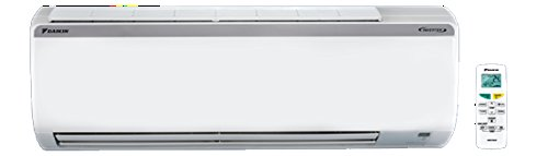 Daikin 1.5 Ton 3 Star Rating Inverter Split AC (Copper, FTKH50 SRV16, White)