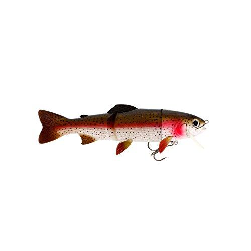WESTIN trota Tommy 15 cm 40g SINISTRO gomma pesci esche per luccio, Lucioperca, piedistallo Esca morbido esche, luccio , ROTATORIO da & pesca, Richiamo - ARCOBALENO trota