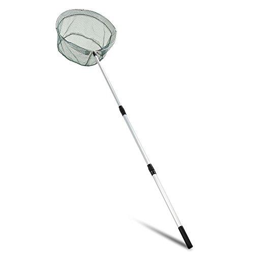 Digiflex, retino da pesca pieghevole con asta telescopica
