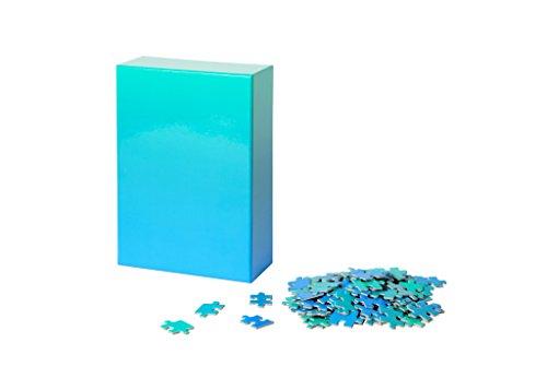 Areaware Gradient puzzle–blu/verde