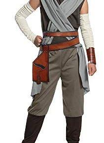 Star Wars - Disfraz de Rey Premium para niña, infantil 5-7 años (Rubie's 640105-M)