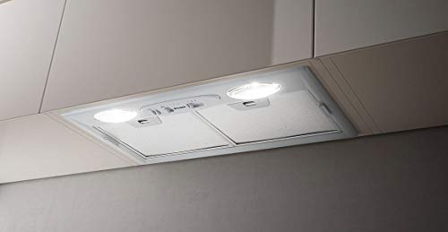 Cappa Cucina Versione Aspirante Sottopensile da 70 cm Colore Grigio Chiaro INCA SMART C LG A70