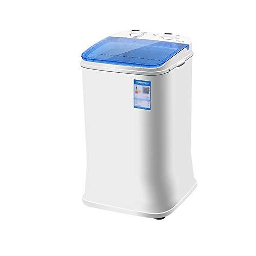 XSJZ Lavatrice per Bucato, Lavatrice Portatile Semiautomatica A Bassa capacità da 5 kg, Lavatrice...
