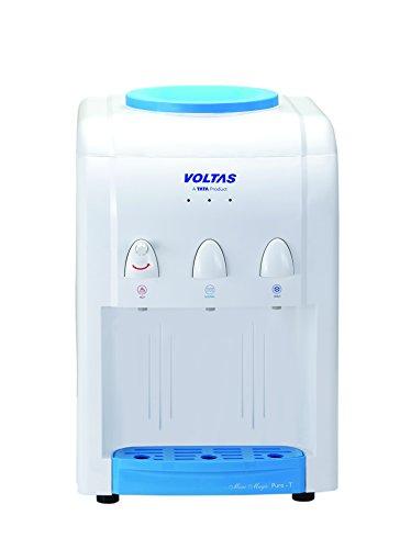 Voltas Mini Magic Pure-T 500-Watt Water Dispenser (White)