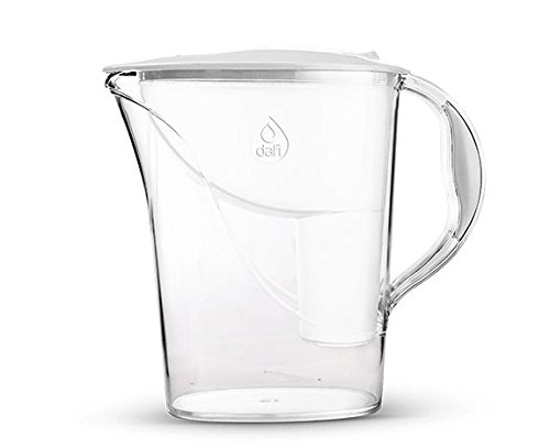Dafi Atria Classic 2.4L water filter jug with cartridges bundle (white) (2 months of Dafi Classic) (2 cartridges)