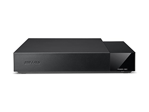 Buffalo HDV-SA1.0U3-EU DriveStation Media, hard disk esterno (8,9 cm/3,5', SATA III, USB 3.0) Nero...