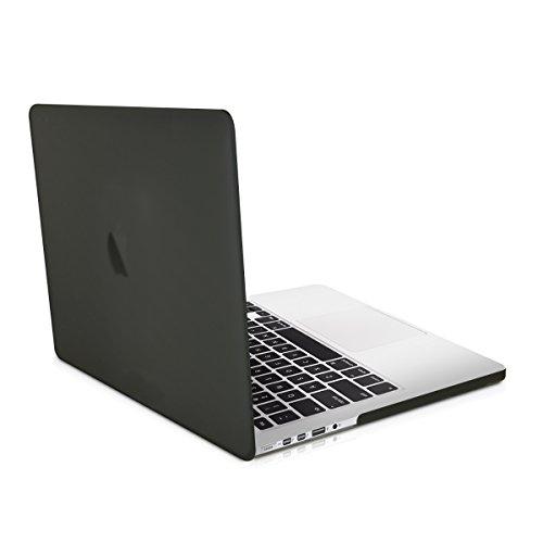 kwmobile Custodia Copertina per Apple MacBook PRO Retina 15' (da Inizio 2013) - Cover Protettiva...