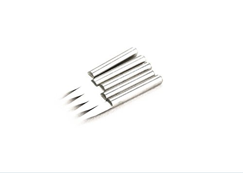SHINA 10x High Quality 1/8'' Carbide PCB Engraving Bits CNC Router Tool 20° 0.2mm