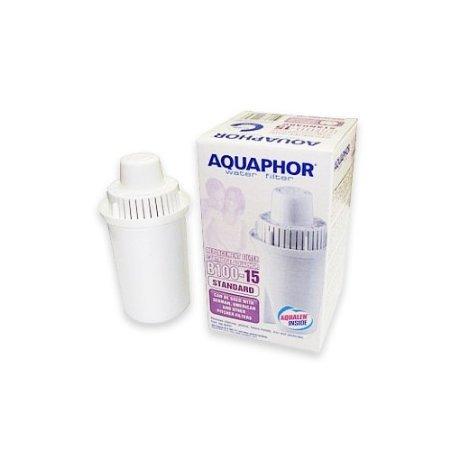 Aquaphor Classic B100-15 water filter cartridge bundle (12 months of Aquaphor Classic B100-15) (12 cartridges)