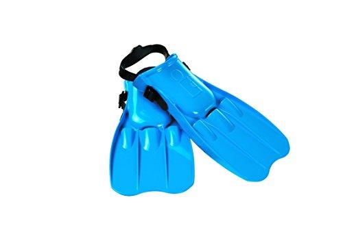 Intex 55932, Pinne, Giallo/Blu, L