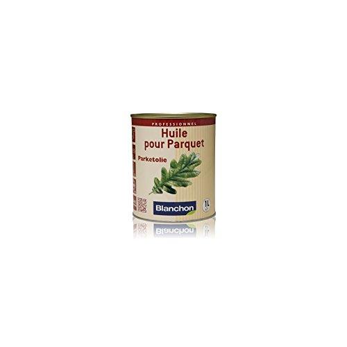 Olio per parquet–Quercia cerato–1Litro–Blanchon