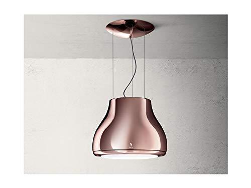Elica Shining cappa a soffitto o parete PRF0120529-Rame