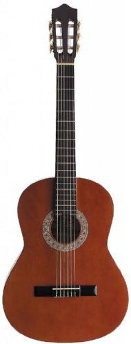 Guitarra clásica tamaño 1/2 tapa natural
