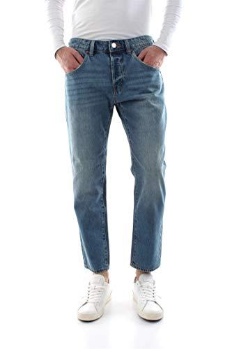 JACK&JONES 12144466 Jeans Mann Blauer Denim 34/34