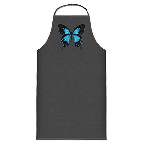 Delantal de cocina Papilio Ulysses Mariposa by Shirtcity